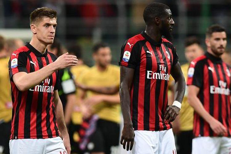 AC Milan, Kamis (9/5/2019)