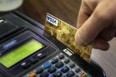 Akhir Tahun Transaksi Kartu Kredit Visa Naik, Terbesar untuk Traveling