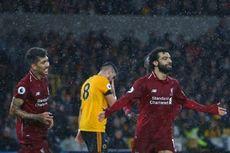 Kabar Transfer, Juventus Siap Bayar Mahal untuk Dapatkan Mo Salah