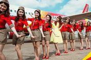 Pramugari VietJet Tak Akan Berbikini Saat Beroperasi di Indonesia