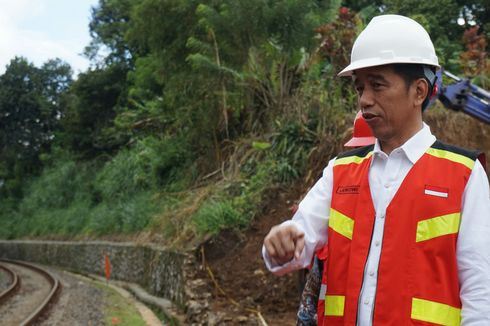 Jokowi Minta BUMN, BUMD dan Pemda Kreatif Cari Pendanaan Infrastruktur