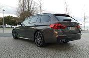 BMW 5 Series Touring Masuk Indonesia setelah 17 Tahun Absen