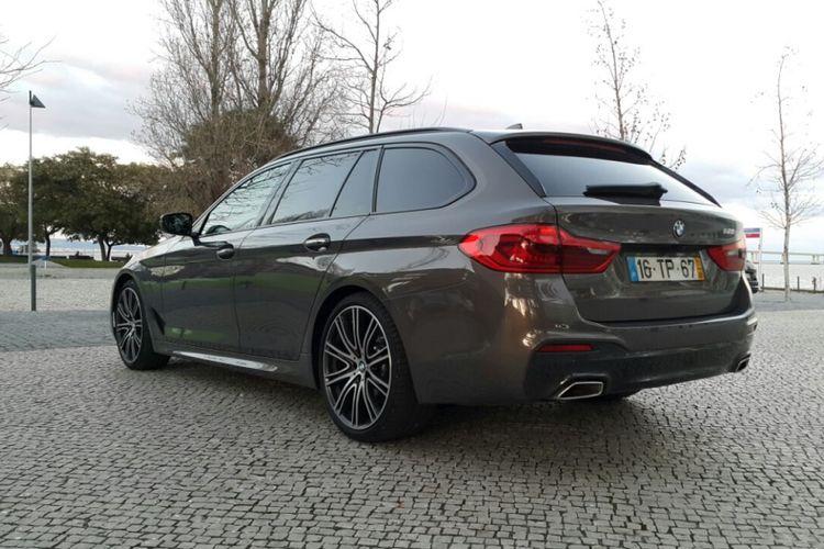 BMW 5 Series Touring siap meramaikan pasar Indonesia tahun 2018