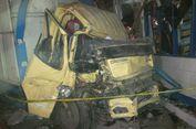 Satu Korban Tabrakan Beruntun di Sukabumi Akhir Meninggal