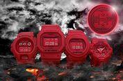 Setelah 'Big Bang Black', Kini Muncul G-Shock 'All-Red' Edisi Terbatas
