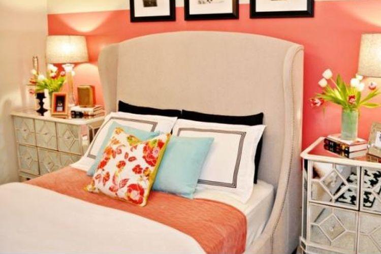 Ingin Kamar Tidur Lebih Nyaman Pilih Warna Pink