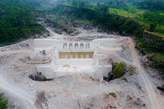Perbaikan Sabo Dam Kali Woro Ditarget Rampung November 2018