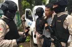 Polisi Tangkap Sopir Angkot Mabuk dan Lawan Arus di Rawa Buaya
