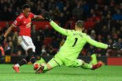 Anthony Martial Mulai Tak Nyaman di Old Trafford