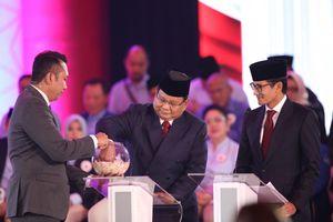 """Diminta Prabowo Beri Jawaban, Sandiaga Bilang, """"Saya Bukan Gerindra Lagi, Pak"""""""