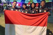 Indonesia Borong Medali di Filipina