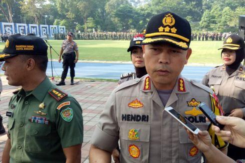Polisi Perketat Keamanan Istana Bogor Hingga Pelantikan Presiden Terpilih