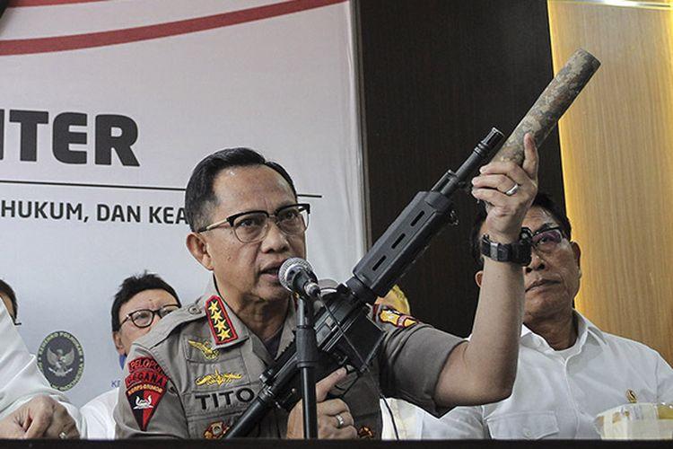Kronologi Pengiriman Senpi dari Aceh ke Jakarta Menurut Tersangka Heriyansah, Supir Soenarko