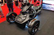 Bertemu Motor Roda Tiga Can Am di Telkomsel IIMS 2019