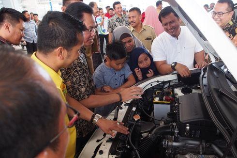 Rekondisi 6 Unit Daihatsu di Makassar