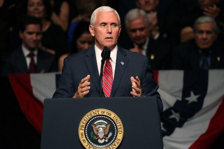 Berkomentar Ancam Korea Utara, Wakil Presiden AS Disebut Bodoh