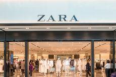 Toko Zara di Australia Dikabarkan Gulung Tikar