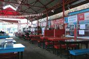 Mendengar Keluhan Pedagang Lokasi Binaan Pasar Minggu yang Belum Bisa Balik Modal...