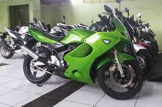 Ninja 2-Tak Bekas, Motor Sport Paling Dicari