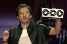 AMD Radeon VII, Kartu Grafis