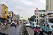 Api di Pasar Blok C Tanah Abang Sudah Padam, Jalan Kembali Dibuka