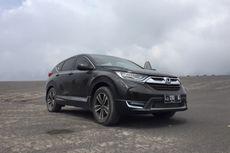 Honda CR-V dan HR-V Lagi Laku keras