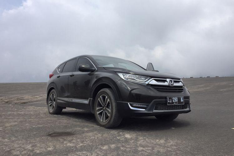 All New Honda CR-V 1.5 Turbo