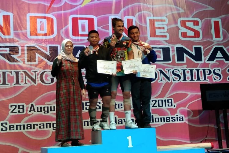 Image result for The 2nd Indonesia International Weightlifting Championship 2019