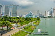Begini Cara Singapura 'Hukum' Pemboros Air saat Mandi