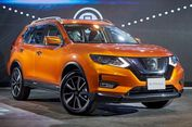 Nissan X-Trail 'Facelift' Meluncur di GIIAS
