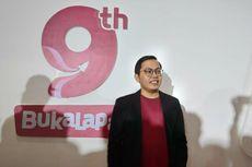 Jokowi Minta Pengusaha Contoh Perjuangan CEO Bukalapak Achmad Zaky