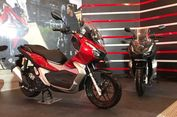 Honda ADV 150 Pakai Pelek Belang