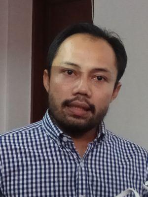Koordinator Divisi Korupsi Politik ICW, Donal Fariz memaparkan enam hasil evaluasi kerja panitia khusus (Pansus) hak angket Komisi Pemberantasan Korupsi (KPK) oleh DPR RI. Jakarta, Minggu (27/8/2017).