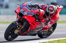 Tes Pramusim MotoGP, Lorenzo Pecahkan Rekor Lap di Sepang
