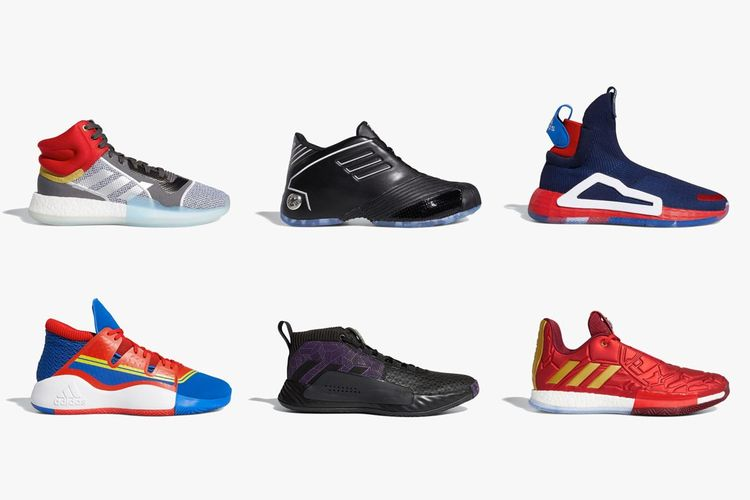 adidas Heroes Among Us