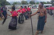 Kamu Tahu Soka Papak? Ini Tarian untuk Menyambut Tamu di Sikka Flores
