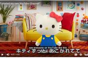 Hello Kitty 'Banting Stir' Jadi Vlogger