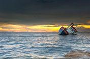 Kapal Kayu Tenggelam di Riau, Satu Penumpang Hilang