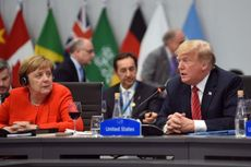 Trump Satu-satunya Pemimpin G20 yang Tolak Kesepakatan Perubahan Iklim