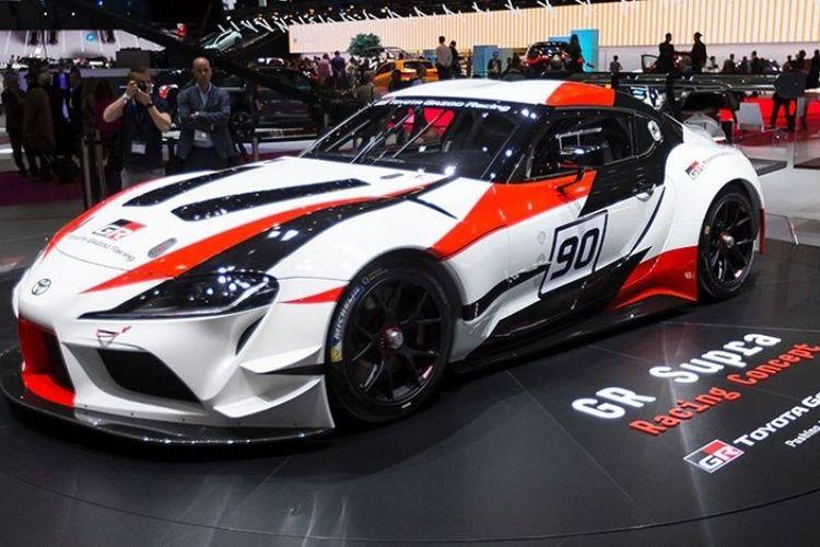 Toyota Supra di Geneva Motor Show 2018