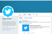 Twitter Pulihkan Verifikasi Centang Biru?