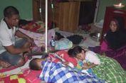Diduga Keracunan Makanan di Pesta Pernikahan, Puluhan Warga Kolaka Dilarikan ke Puskesmas