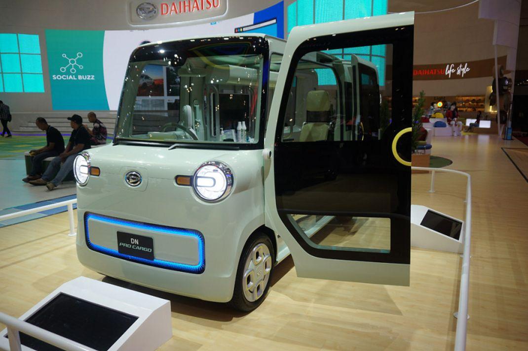 Daihatsu hadirkan konsep DN Pro Cargo
