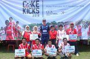 Dari Pulau Pramuka Ada Potensi Pesepak Bola Muda