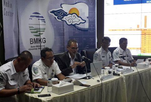 BMKG Prediksi Indonesia Masuki Musim Kemarau pada April 2019
