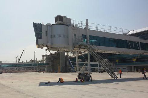 Runway Bandara Internasional Yogyakarta Dibersihkan 3 Kali Sehari
