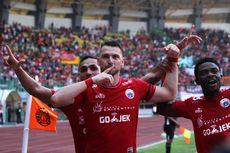 Babak Pertama: Persija 1-0 Mitra Kukar, PSM 4-0 PSMS