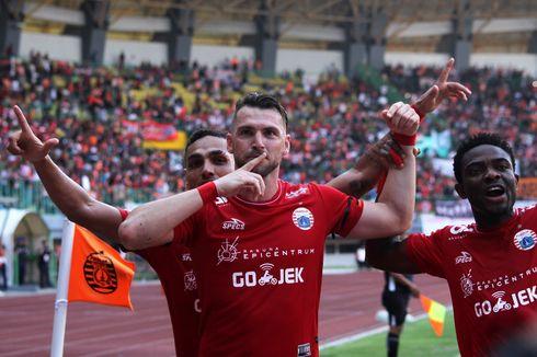 Liga 1, Pekan Ini Persija Lakoni Dua Laga dalam Lima Hari