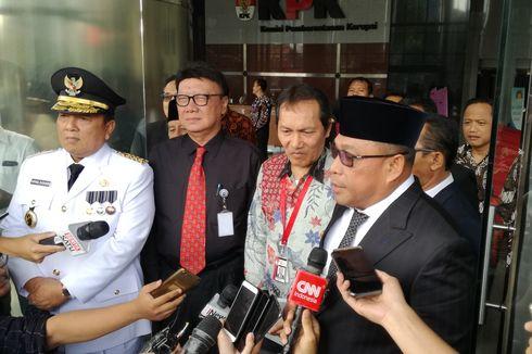 Gubernur Maluku: Semoga Kita Masuk ke KPK untuk yang Pertama dan Terakhir