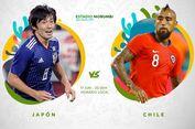 Copa America 2019, Juara Bertahan Chile Akan Hadapi Jepang